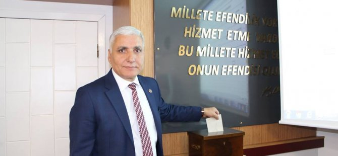 Dursun'a meclis üyelerinden tam destek