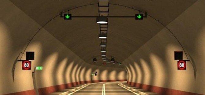 3 tünelin elektrik-elektromekanik işi ihale edildi