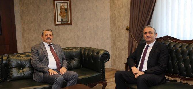 İl Emniyet Müdürü Bozkuş, Bartın Belediyesini Ziyaret Etti