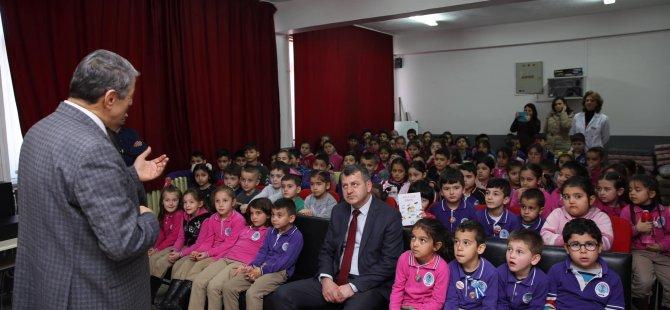 Başkan Akın, çocukluğunu anlattı