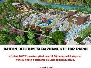 Gazhane Kültür Parkının temeli 4 Şubat'ta atılacak