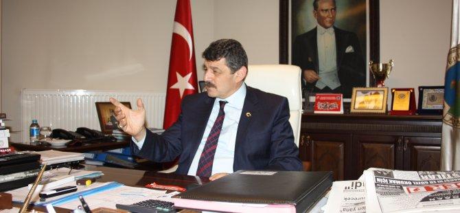 'Ülken, ilken, ailen ve sevdiklerin için evinde kal Türkiye'