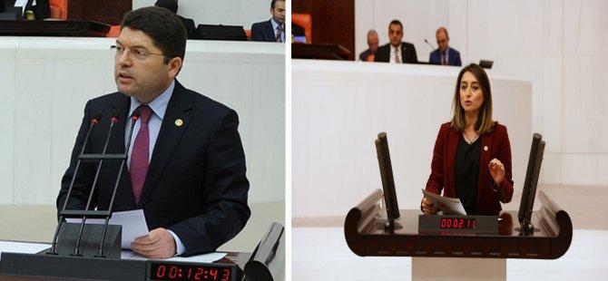Milletvekili Tunç destek çağrısı yaparken, Milletvekili Bankoğlu kampanyayı eleştirdi