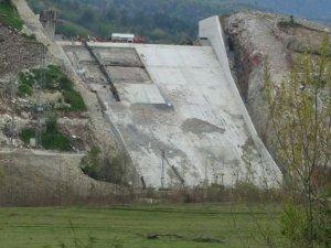 Kışla barajı 2017'de tamamlanacak