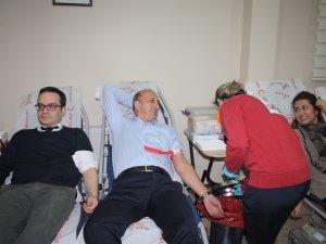 TSO'dan Kan Bağışı