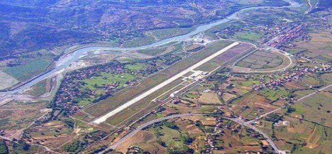 Zonguldak Havaalanı'ndaki pist genişletme çalışmaları değerlendirildi