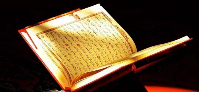 'Kur'an programına buyurun'