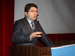 Tunç'tan Bartın Belediyesi'ne referandumda birlik çağrısı