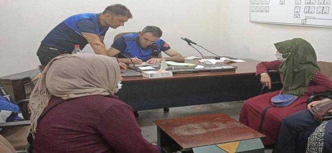 Dilencilere 6 bin 42 lira ceza kesildi