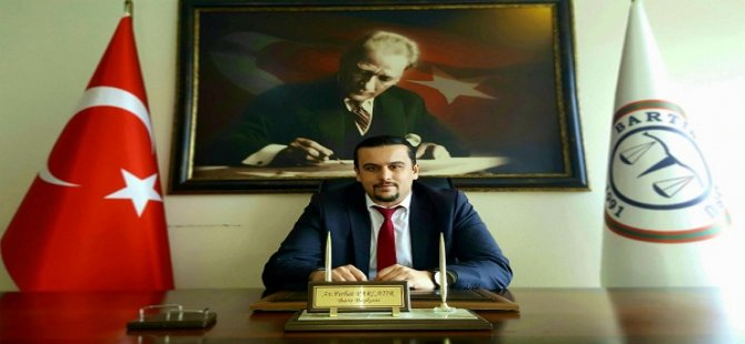 Baro Başkanı Parlatır, mücadele çağrısında bulundu