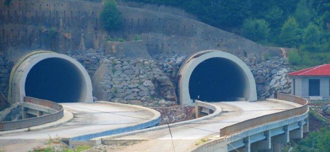 Zonguldak-Bartın-Amasra-Kurucaşile-Cide Yolunun %56'lık kısmı tamamlandı