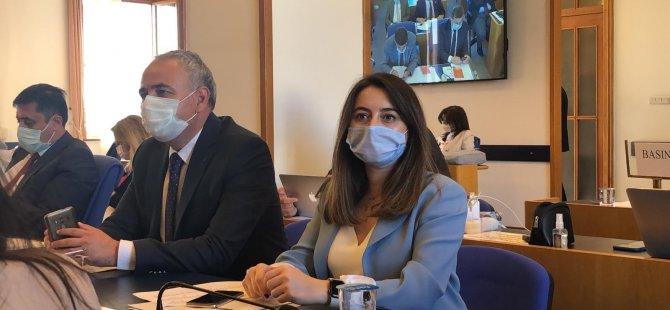 Milletvekili Bankoğlu, Avukatlık Kanunu Teklifi hakkında değerlendirmelerde bulundu