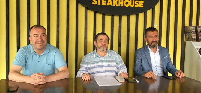 Özkan, Bartın ASKF Başkanlığı'na aday olduğunu açıkladı