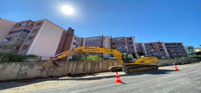 Belediye altyapı tedbirlerini artırıyor