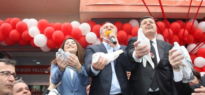 Yeni parti oluşumunda Yalçınkaya'nın olup olmayacağı merak konusu