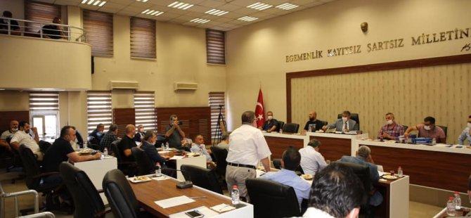 Ağustos Meclisi Toplandı