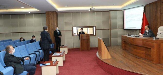 İl Umumi Hıfzıssıhha Meclisi yeni kararlar aldı