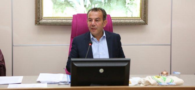 Başkan Özcan, istifa etti