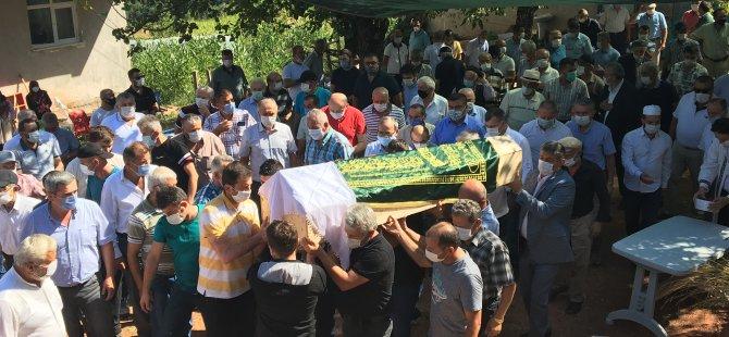 Başkan Yardımcısı Kömeç'in acı günü