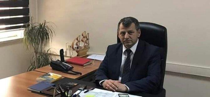Başkan Yardımcısı Kömeç'ten taziyeler için teşekkür mesajı