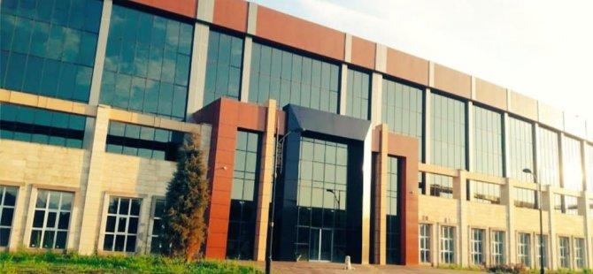 """""""20 milyona malolan kütüphane binası bölgemizde örnek"""""""