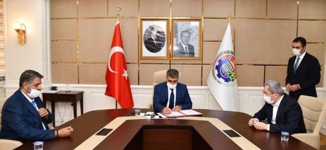 Karabük Belediyesi'nden Türkiye'de ilk