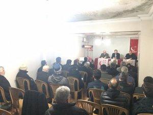 Şubat Ayı İl Divan Toplantısı gerçekleştirildi