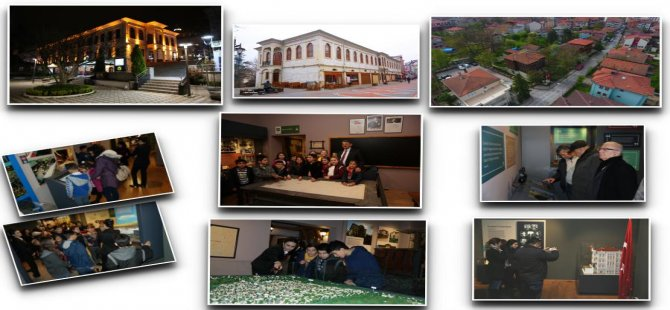 Tarih Şehri Bartın'ın Müzeleri İlgi Görüyor