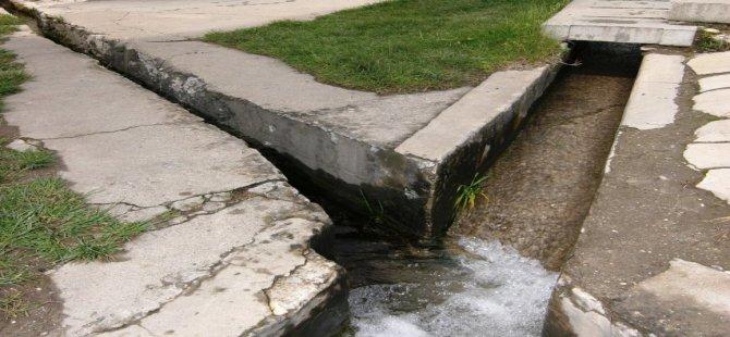 Safranbolu'da Su Arkları Özgün İşlevine Geri Dönecek