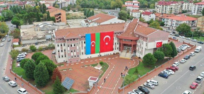 """""""Kalbimiz Azerbaycan İle Birlikte Atıyor"""""""