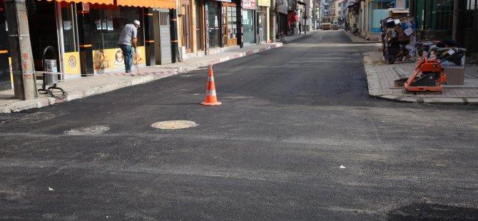 Topçu Konağı Caddesi Yeniden Düzenlendi