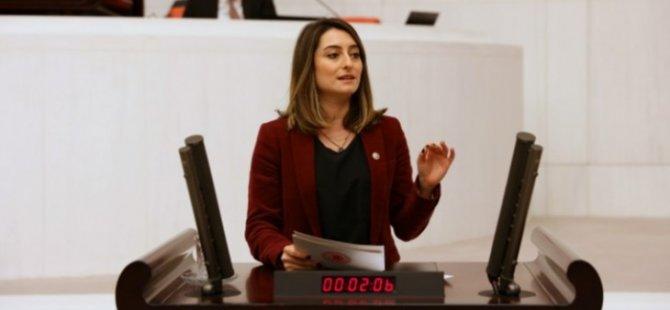 Milletvekili Bankoğlu, Bakan Albayrak'a 3 ayrı yazılı soru önergesi sundu
