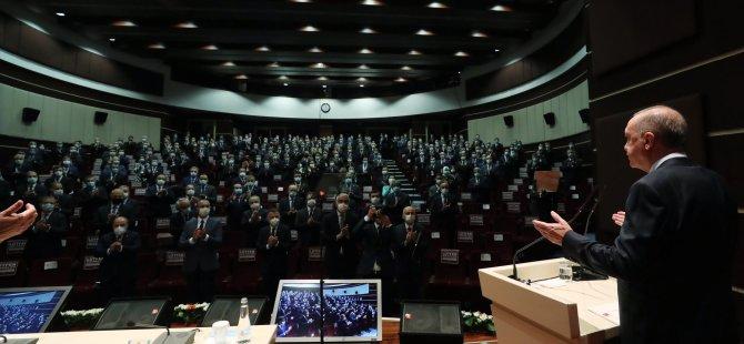 141. Genişletilmiş İl Başkanları Toplantısı Gerçekleştirildi
