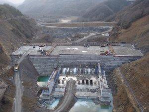 Kirazlıköprü barajını bu yıl sonunda tamamlanacak