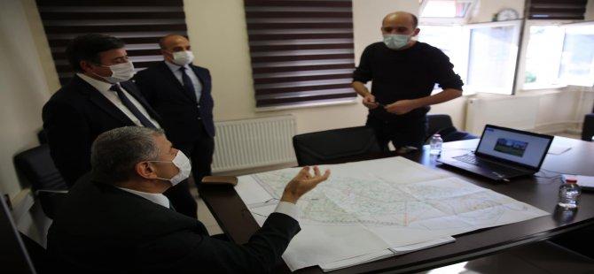 """""""Köypark Bartın'ın Prestij Projelerinden Biri Olacak"""""""