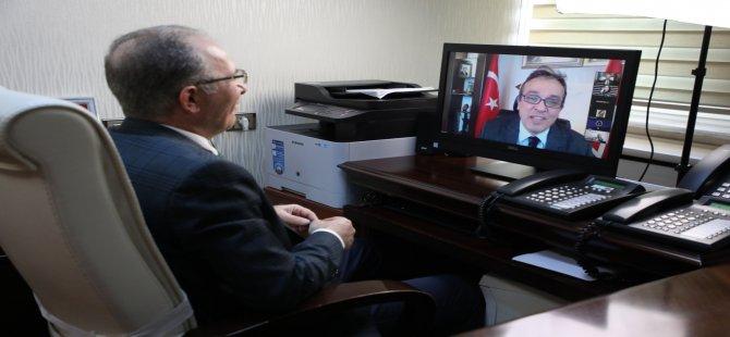 """""""Bartın Üniversitesi 2020-2021 Akademik Yıl Açılış Töreni"""" gerçekleştirildi"""