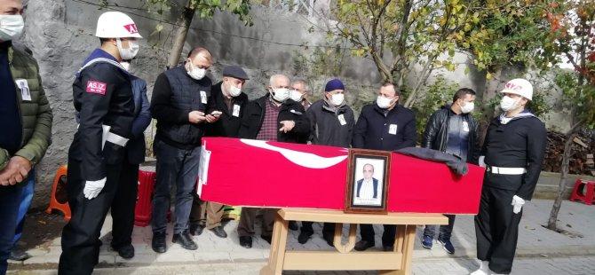 90 yaşındaki Kore gazisi hayatını kaybetti