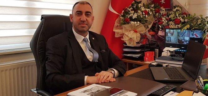 Oda Başkanı Özkan, korona virüse yakalandı