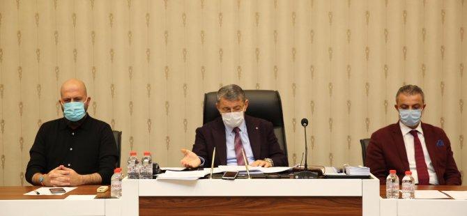 """""""Bartın Belediyesi Bütçesi 144 milyon TL"""""""