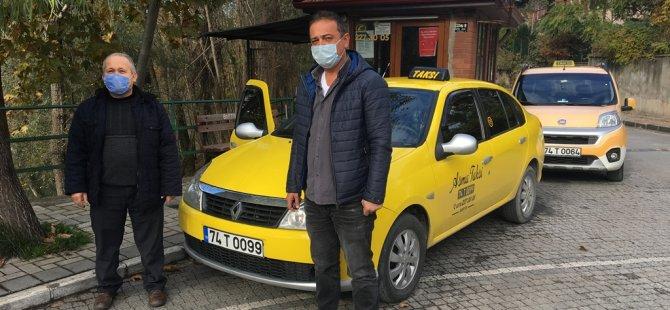 Asma Taksi'den Corona Virüsüne Karşı Kabinli Önlem
