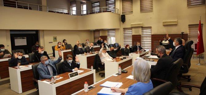Belediye Meclisi 14 Gündemle Toplandı