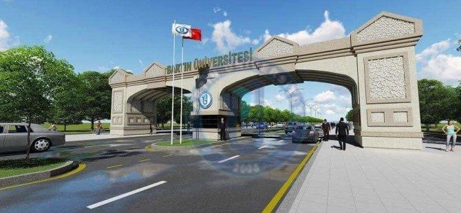 """""""Bartın Üniversitesi'ne 166,6 Milyon TL Ödenek Ayrıldı"""""""