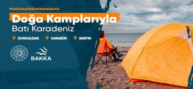 Bartın'daki Çadır Kamp Alanları Nerede?