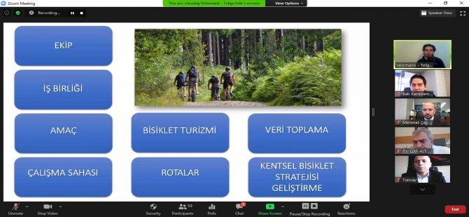 Batı Karadeniz Pilot Bisiklet Rotaları Oluşturuluyor