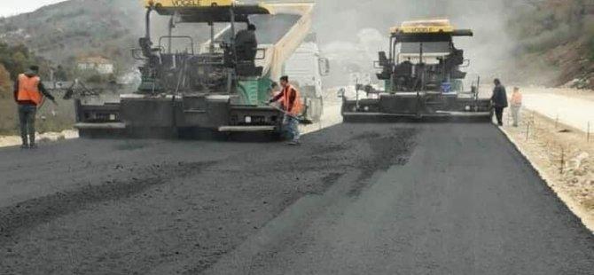 Kurucaşile yolu Karaman'a kadar ulaşıma açılacak