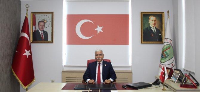 Meclis Başkanı Dursun, yeni yıl mesajı yayınlandı
