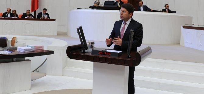 Milletvekili Tunç'tan Yeni Yıl Mesajı