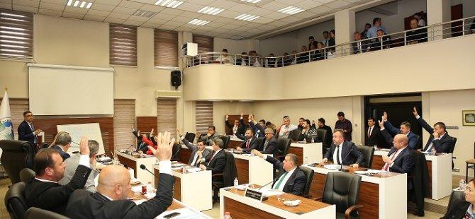 Belediye Meclisi 33 Gündemle Toplanacak
