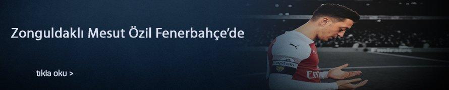 Zonguldaklı Mesut Özil Fenerbahçe'de