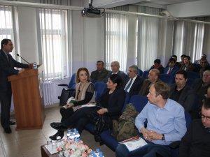 IFAD Bilgilendirme Toplantısı Düzenlendi